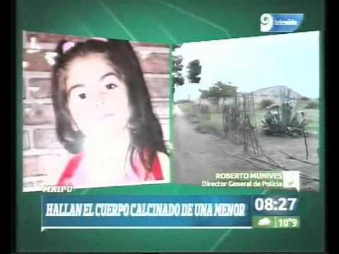 Encuentran el cadáver calcinado de la pequeña que estaba desaparecida en Maipú.