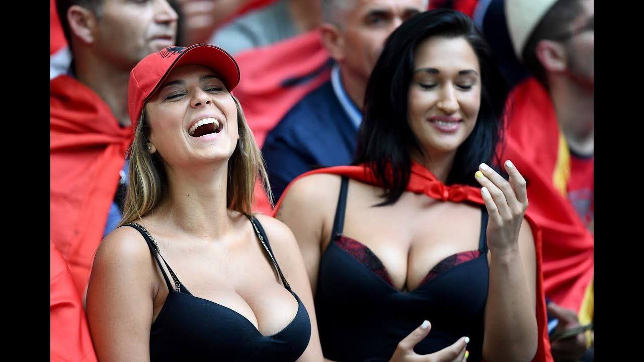 Euro 2016 - Albania The Sexiest Fan Girls - Youtube-4388