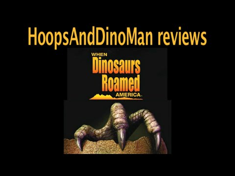 When Dinosaurs Roamed America movie