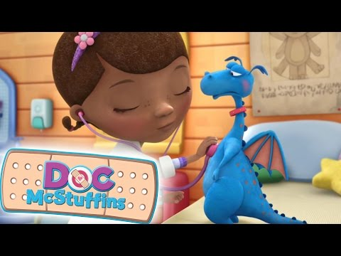 Doc McStuffins - Die Spielzeug-Ärztin! Immer Montags-Freitags im DISNEY CHANNEL