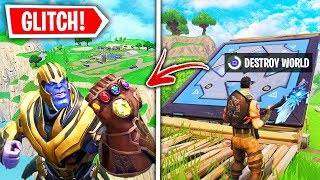 TOP 5 GLITCH-URI DIN FORTNITE! (Sezonul 7?)