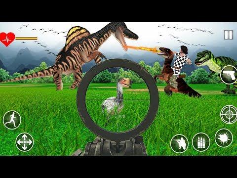 Dino Hunter Deadly Shores (Deadly Dino Hunter Shooting) Android IOS Gameplay Walkthrough