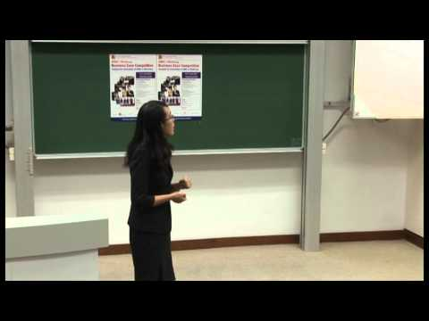 2012 HSBC/McKinsey Business Case Competition - Round 1 - Tsinghua University