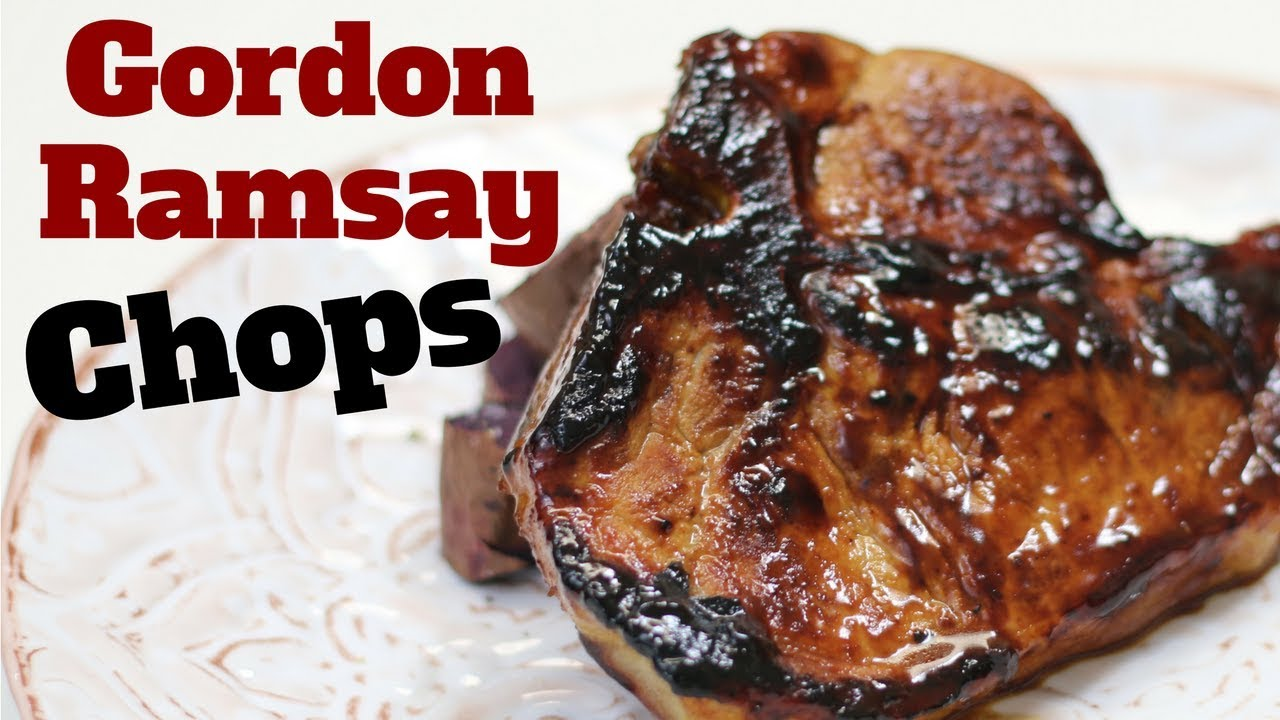 How To Cook Pork Chops Gordon Ramsay