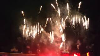 Stereosonic 2015 - Closing Fireworks - Sydney Australia - Armin Van Buuren