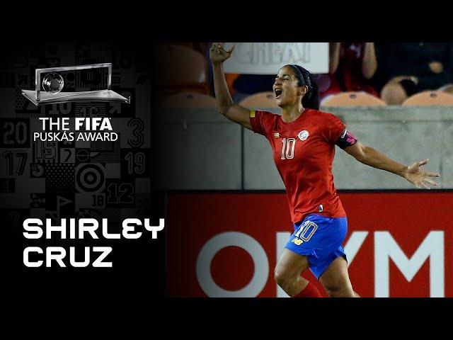 Shirley Cruz Goal | FIFA Puskas Award 2020 Nominee