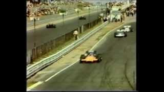 1971 German Grand Prix Extended Highlights (with race-guiding annotations) (VERY RARE)
