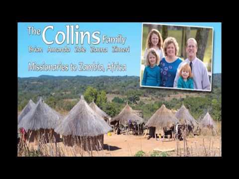 Testimonio de misionero a Zambia