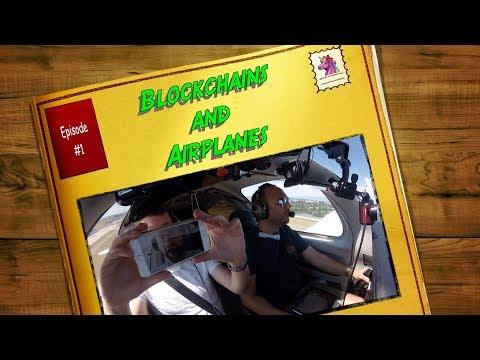 Blockchains and Airplanes - Ep 001 / David Seaman / Denver, CO, USA