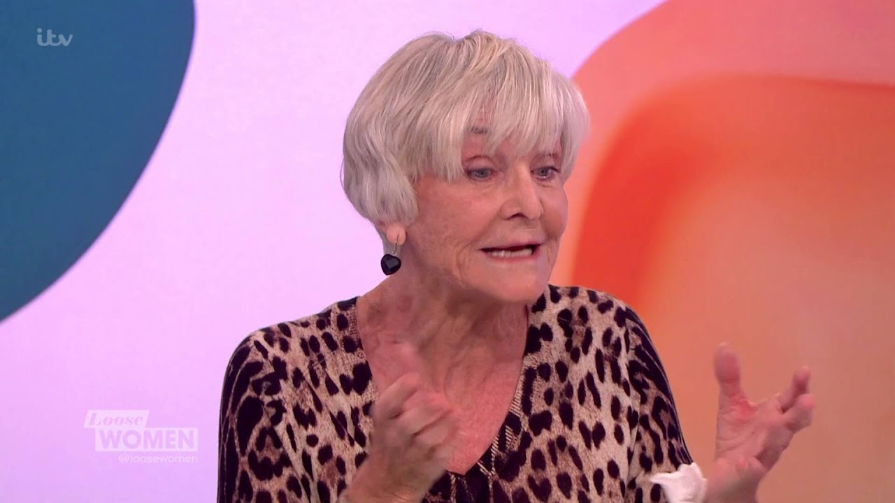 Peter Pan Sex Porn Delightful sheila hancock on porn, peter pan and staying young | loose women
