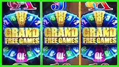 ★ TARZAN GRAND ★ BIG WIN PROGRESSIVE JACKPOTS ★ 15 FREE GAMES ★