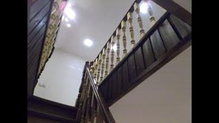 видео Поручни для лестницы: настенные и стандартные перила