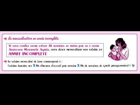 Assistante Maternelle Je Signe Mon Contrat En Année Complète Ou