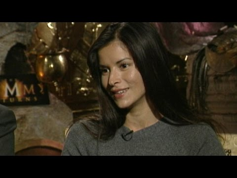 'The Mummy Returns' Interview