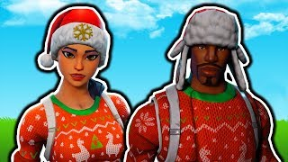 FORTNITE NOG OPS SKIN & YULETIDE RANGER SKIN RETURN! FORTNITE ITEM SHOP UPDATE! OG CHRISTMAS SKINS