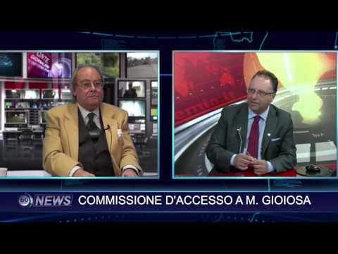 60 news del 21 febbraio 2017 - Commissione d'accesso a Marina di Gioiosa - IL VIDEO