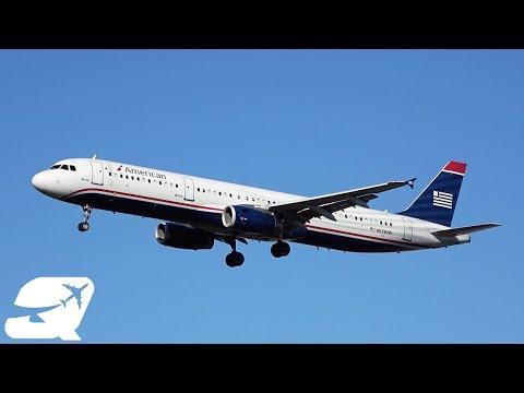 55 Minutes of Plane Spotting - Philadelphia International Airport (PHL)