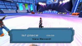 SSX 3 (PS2 Gameplay)