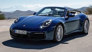 Porsche 911 Cabriolet 2020: detalhes e especificações - www.car.blog.br