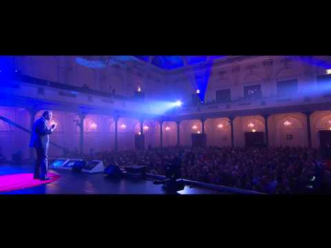 Riding the waves of culture: Fons Trompenaars at TEDxAmsterdam