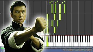 Ip Man Theme Song Piano Version - Synthesia Download