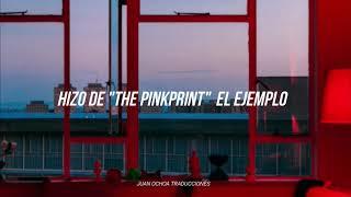 nicki minaj; slide around español