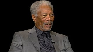 Morgan Freeman - Full Interview on Charlie Rose for Invictus (2010)