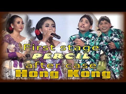 #HEBOH LIMBUKAN  PENTAS PERTAMA CAK PERCIL SETELAH PULANG DARI HONGKONG