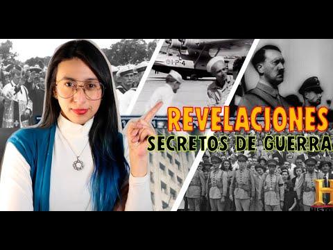 SECRETOS DE GUERRA ???? Latinoamérica en la SEGUNDA GUERRA MUNDIAL, lo nuevo de History Channel