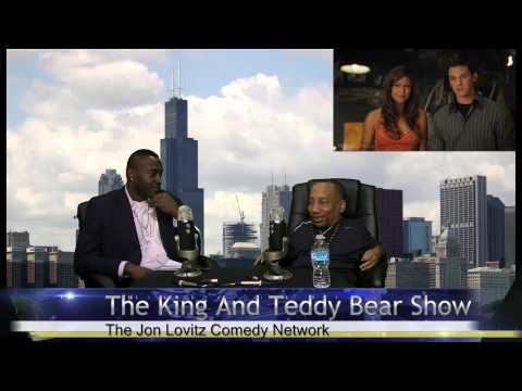 EXCLUSIVE INTERVIEW WITH ACTOR TONY COX (KING AND TEDDY BEAR