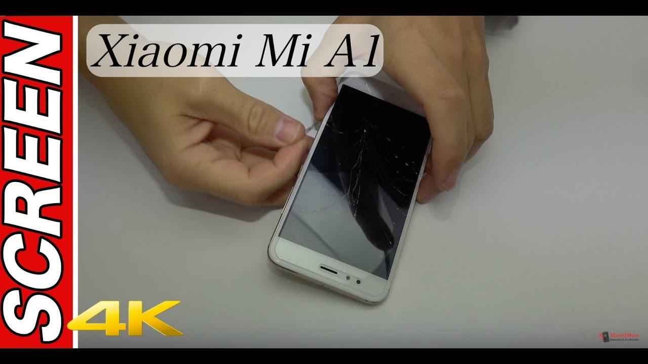 Xiaomi MI A1 MDG2 Screen replacement