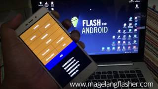 cara Unlock Mi Account atau Mi Cloud Redmi Note 4 mediatek flash via SPFlashtool tested 100 Miui 8