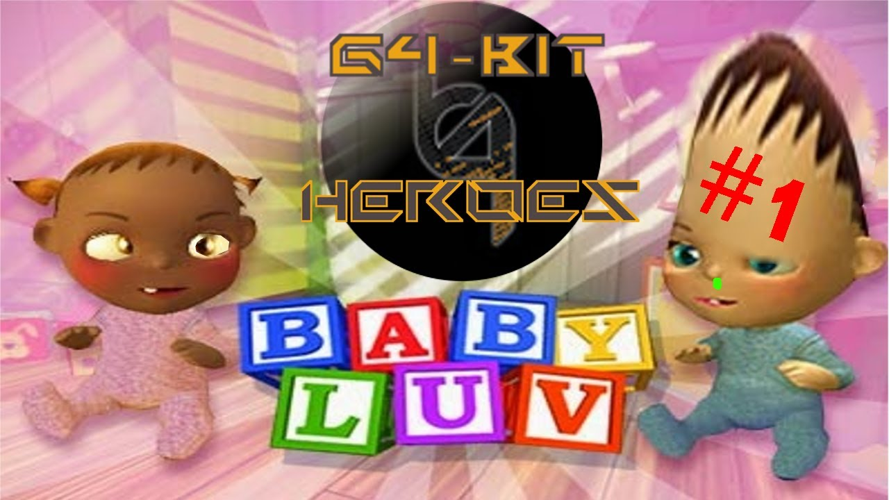 Weird Video Games: Baby Luv Part 1