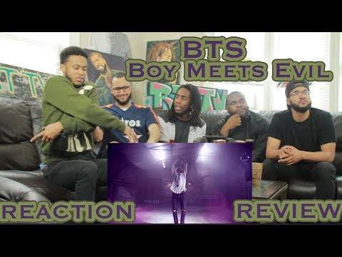 BTS (방탄소년단) WINGS 'Boy Meets Evil' Comeback Trailer REACTION/REVIEW