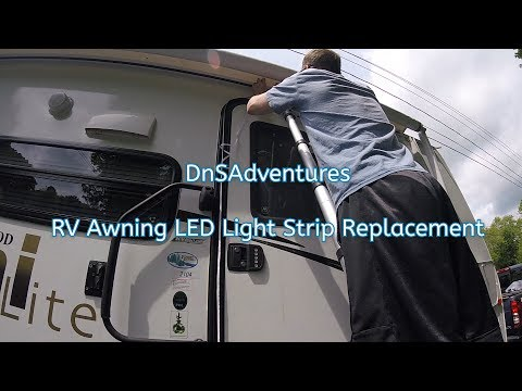 replacing-and-installing-|-rv-awning-led-light-strip-|-easy-install