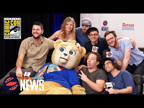 Lonely Island Alums Rap With Good Neighbor!! (Brigsby Bear SNL Cast Interview)