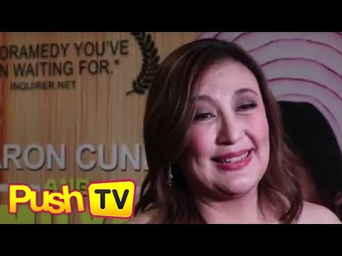 Push TV: Sharon Cuneta, excited to work again with Robin Padilla