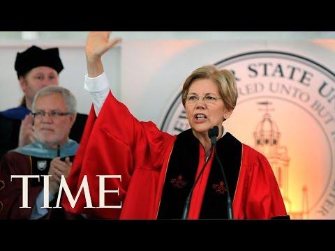 Senator Elizabeth Warren Delivers UMass Amherst Commencement Speech | TIME