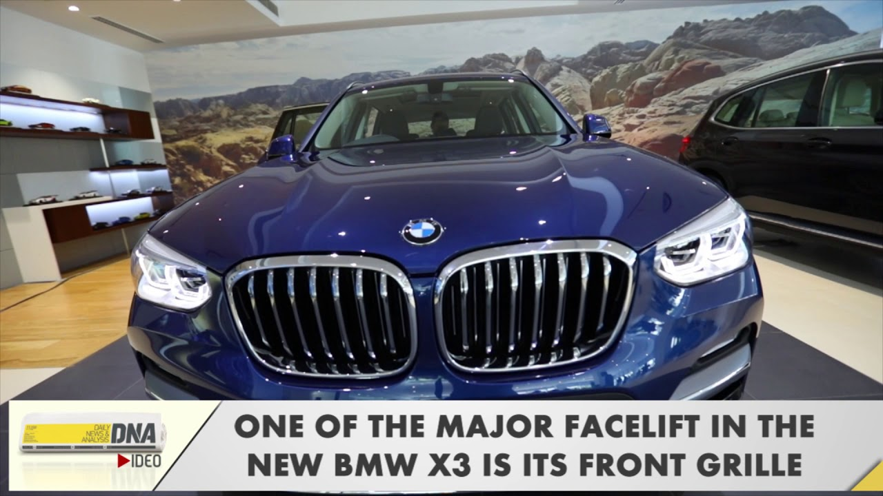 2018 Bmw X3 Launched In India At A Starting Price Of Rs 49 99 Lakh
