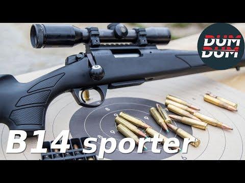 Bergara B14 Sporter opis puške (gun review, eng subs)