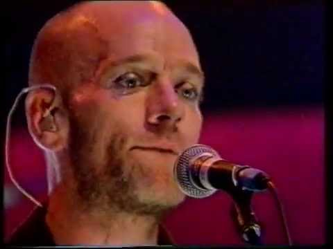 REM BBC Later with Jools Holland 1998