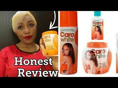HOW TO USE CARO WHITE LIGHTENING CREAM AND NOT GET STRETCH MARKS/ BEST SKIN LIGHTENING CREAM