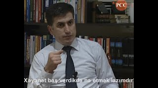 Xəyanət baş verdikdə nə etməli?!-PCC-nin Psixoloqu Elnur Rüstəmov
