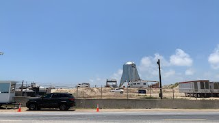 Live at SpaceX Launch Pad