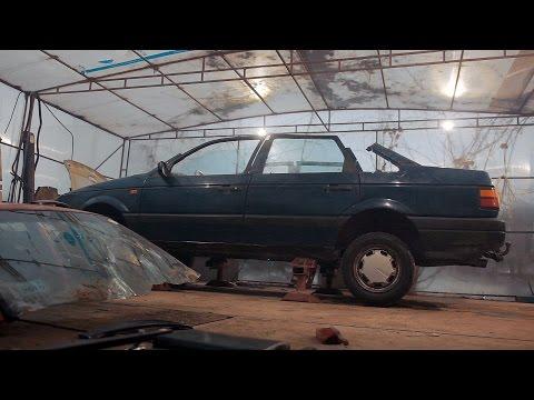 AutoCheck 3 Замена крыши VW Passat B3 РАЦИЯ БАРАНОВИЧИ