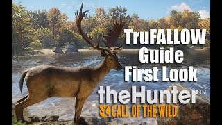 TruFALLOW First Look amp Guide The Hunter Call Of The Wild