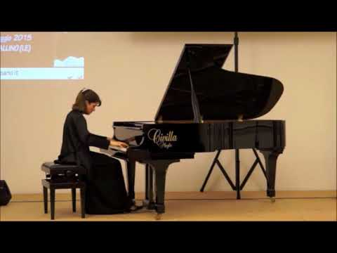 Blandine Waldmann plays LISZT Sonata in B minor