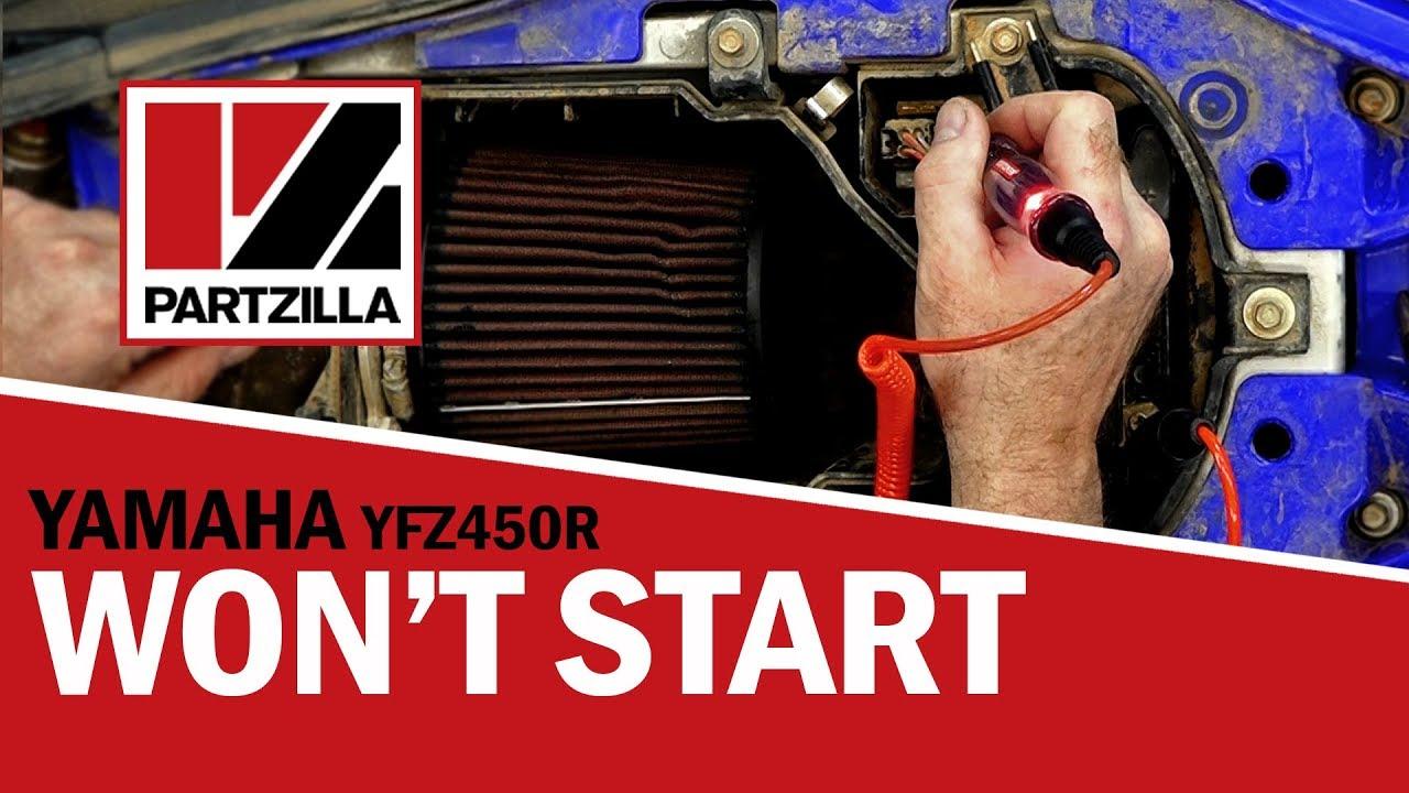 small resolution of atv won t start yfz450r yamaha atv not starting partzilla com
