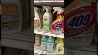 Scotch Brite limpiador y desinfectante por $0.74 c/u en target usando solo tu teléfono!!