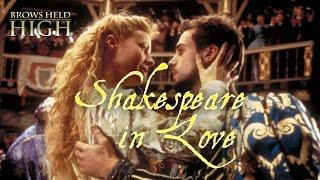 Shakespeare in Love - Shakespeare Month 2017